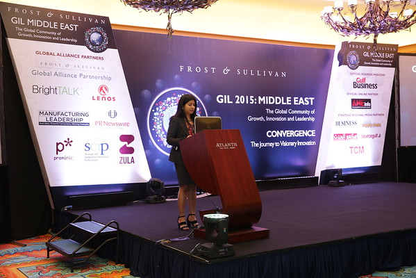 GIL 2015: Middle East