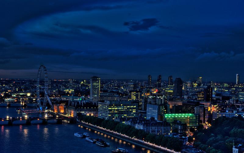 Nightime London