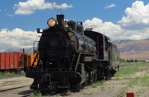 Nevada Northern Stopover, 7-12-13