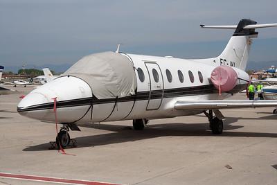 Spanish Corporate Aircraft