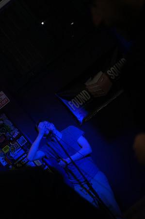 20121214 An Evening of Verbage  Found Sound