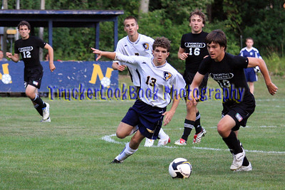 2008 Boys Soccer / North Olmsted