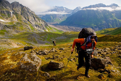 Backpacking Denali National Park - 7 & 10 Day Trips