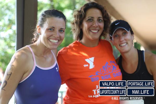 La Porte County Family YMCA Triathlon 2016