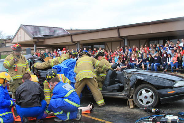 Mock Accident 2011