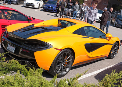 Supercar Saturdays 05/04/2019
