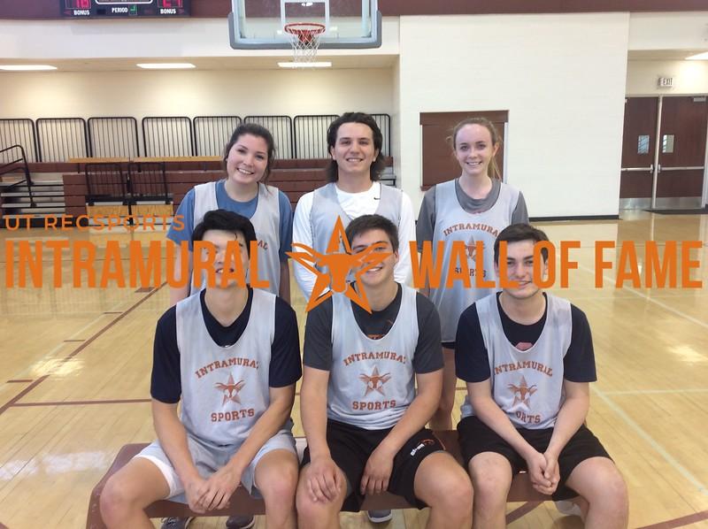 Spring 2017 Basketball Coed B Champ_AXID/Phi Delt