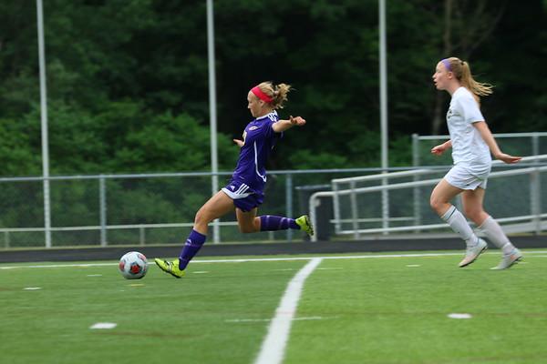 Soccer Girls State Semifinal vs. Muskegon Catholic - KCHS 6/14/17