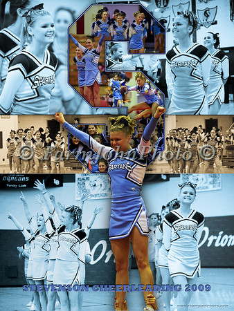 2009 Competitive Cheerleading Collage Review