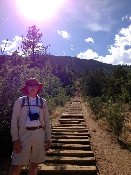 Incline at Colorado Springs