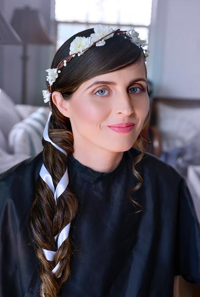 Beautiful French Bride