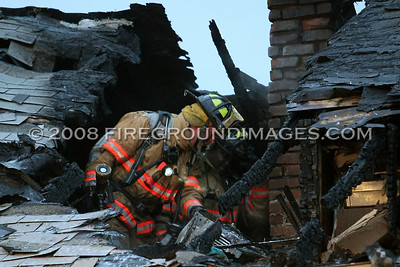 Wiebe Ave. Fire (Stratford, CT) 12/28/08