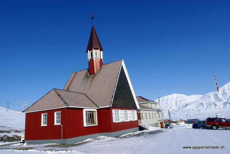 Svalbard Kirke...in Longyearbyen