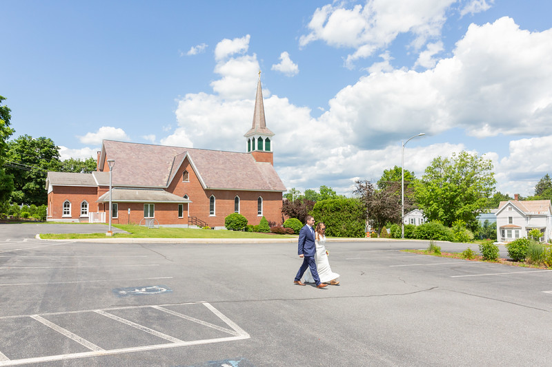 Holy Family Church  - Essex Junction, VT - Burlington Waterfront Reception