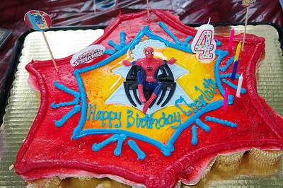 Charlotte's fourth Birthday .... August 3, 2013