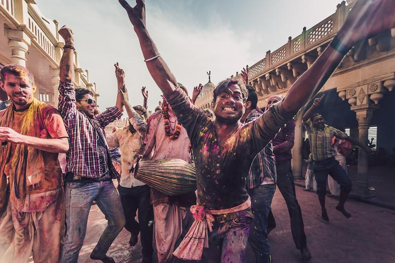 Holi Festival 'joy'