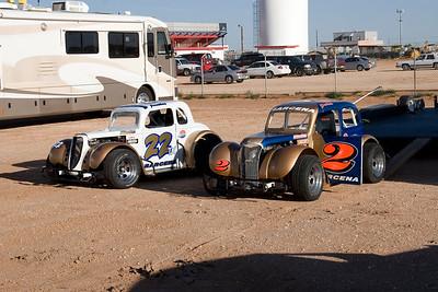 El Paso Speedway Park - June, 2007