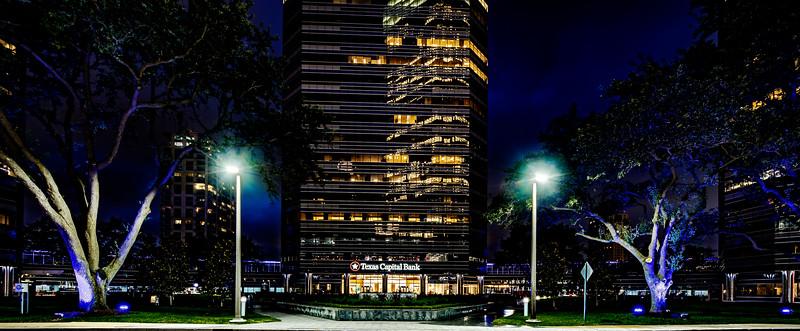 Infinity Lighting - BHP Building