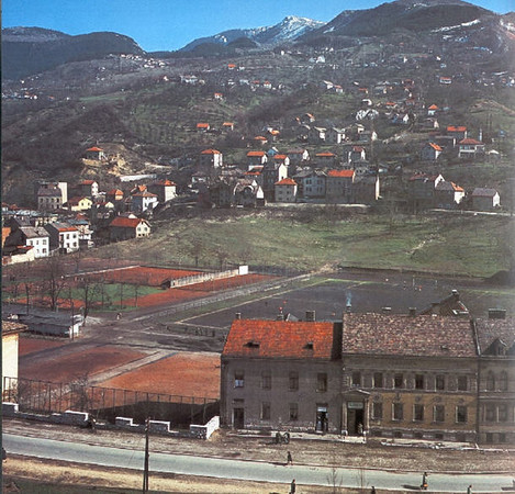 Skenderija 1960
