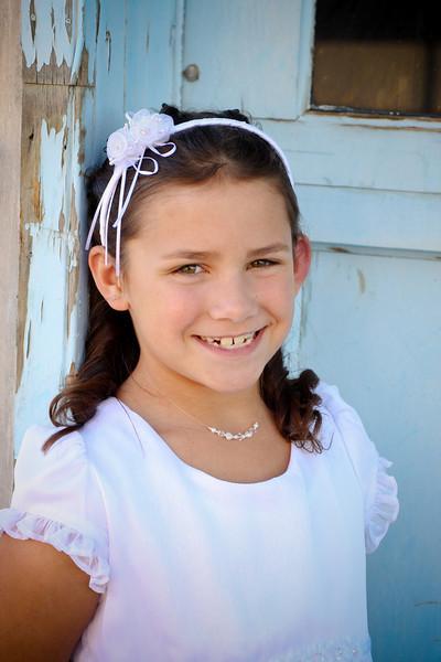Elle Whitehead (Baptism) 08 Sept. 2010