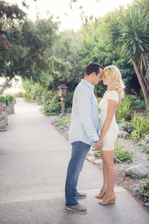 Brittany & Matt - Del Mar Engagement Session
