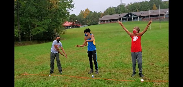 Woodruff Scout Camp October 2020