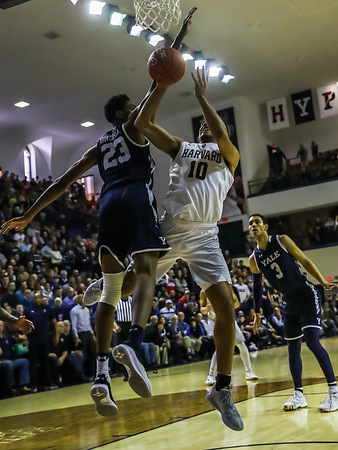 Ivy League Tournamnent Mens Finals - Yale vs Harvard