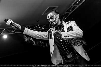 Lucha Fantastica - Day of the Dead 02.11.2018