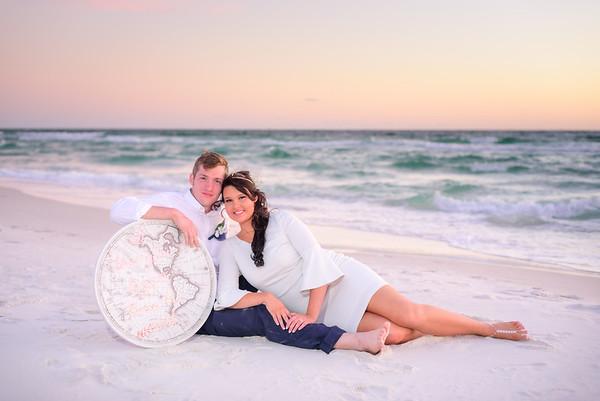 Mr. and Mrs. Quick  |  Panama City Beach