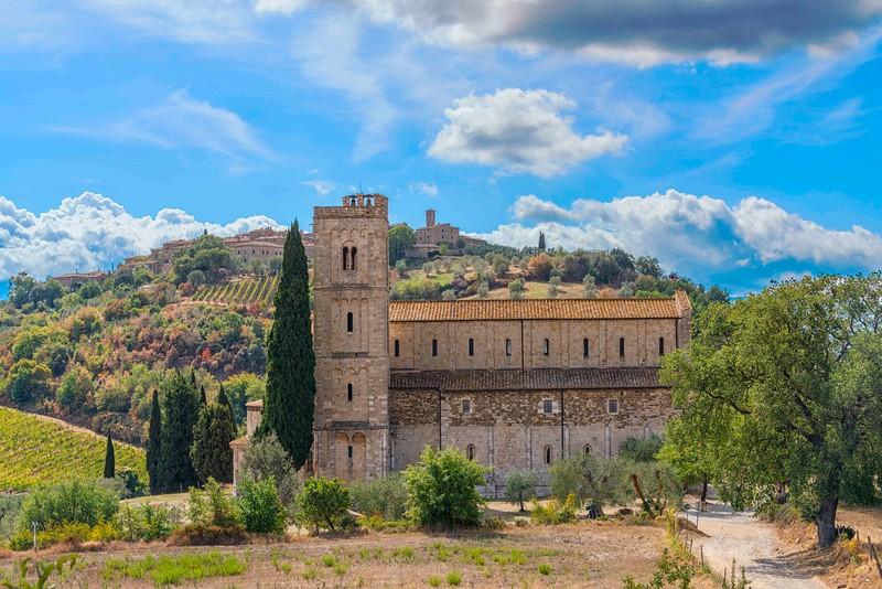 Bagno Vignioni, Italy