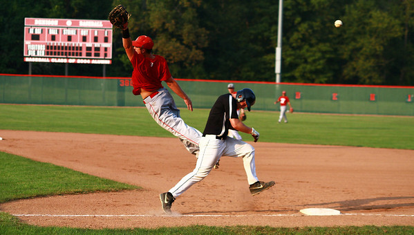 September 10,2013 Denison Baseball- First Practice