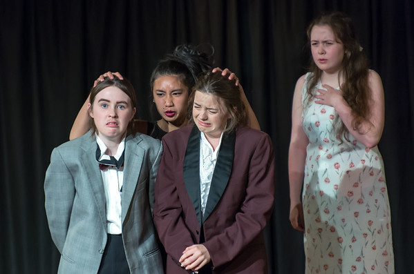 QMC: The Taming of the Shrew - Various Scenes
