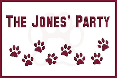 2018-02-12 The Jones' Party