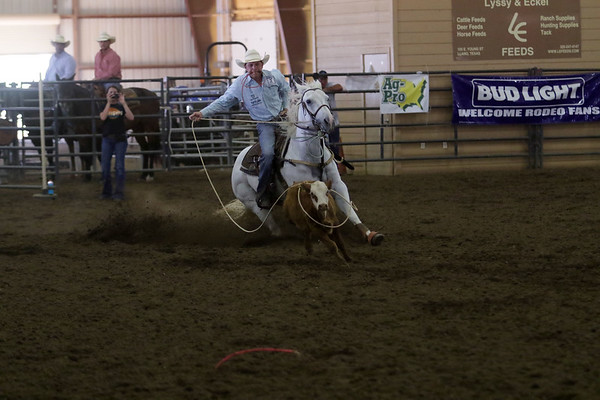 Thursday Night Slack Tie Down Roping
