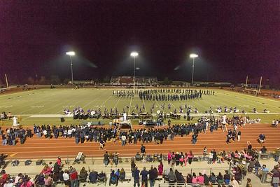 10-10-14 Football Game vs Great Oak