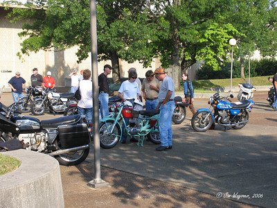 2006 Cycle World Rolling Concours
