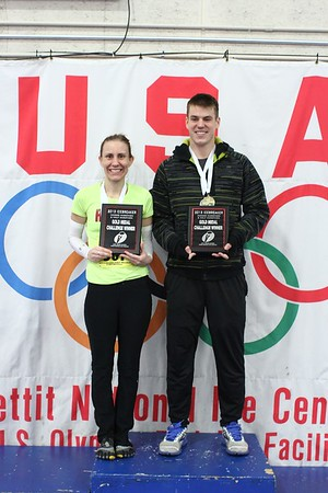 Icebreaker Indoor Marathon Awards