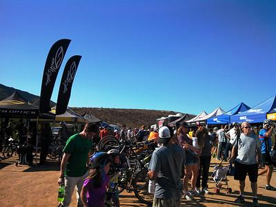 2013 Quick and Dirty Mtn Bike Racing at Lake Hodges