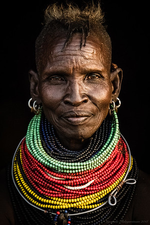 A Sliver of Africa - portraits from Omo & Turkana