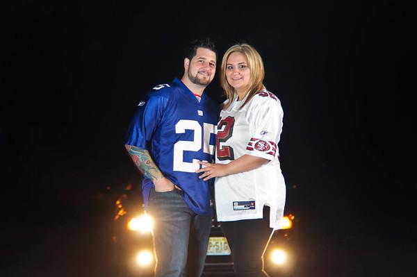 Kristin & AJ