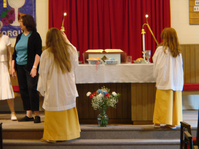 Park Street Christian Church Graduates 2009 May 019.jpg