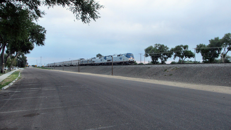 LaJunta, CO, and Amtrak's Southwest Chief