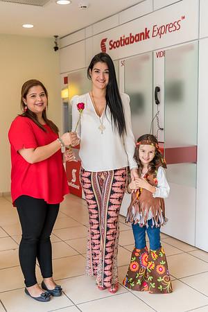 Dia de las Madres Scotiabank Santa Elena