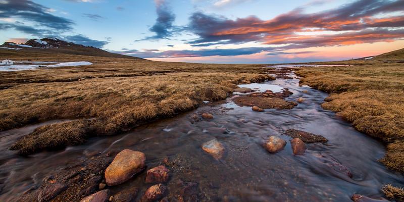 Bear Creek Sunset