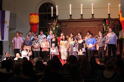 Prince Kūhiō Choral Concert 2012