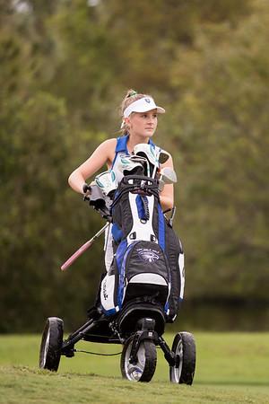 10-12-2017: Varsity Girls Golf Match