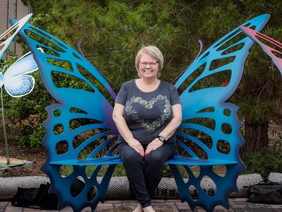 Springs Preserve Butterfly Habitat