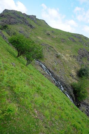 Lake District, Day 2 - pt.1: Easedale Tarn
