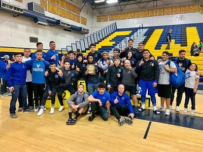 2019 wrestling D-2 Section 1
