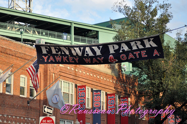 Fenway Park - 9-13-13
